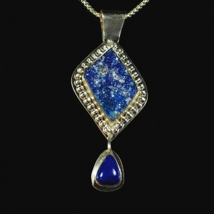 Blue Lights Pendant