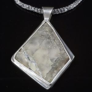 Quick Silver Pendant