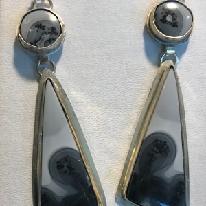 Maligano Jasper Earrings
