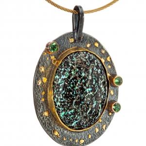 Leopard Skin Opal