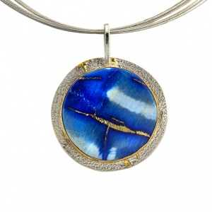 Pyrite in the Blue