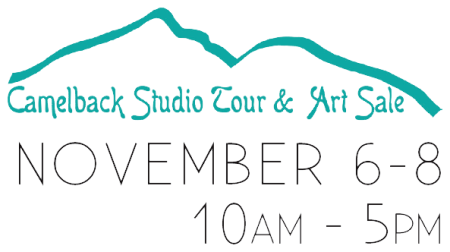 Camelback Studio Tour and Art Sale